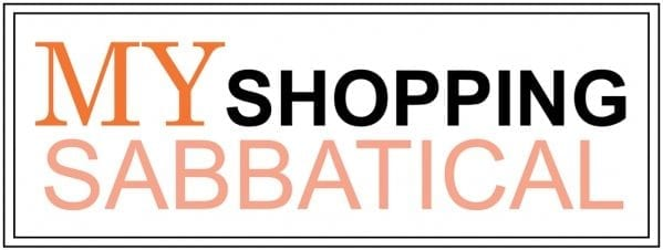Action: Not Buying Clothing For a Year to Live Generously